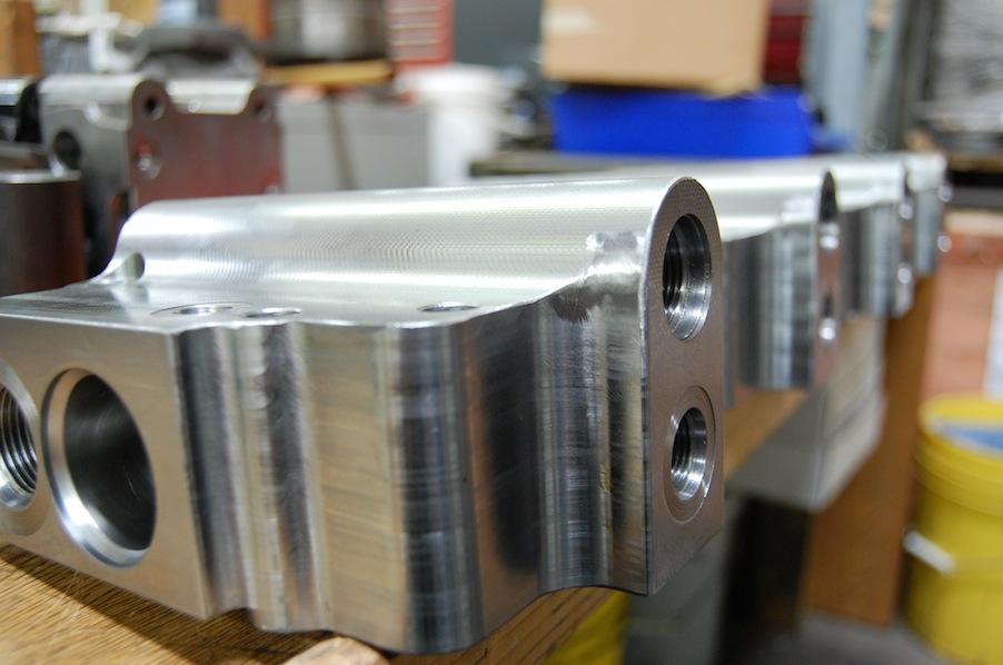 hydra-machined-parts